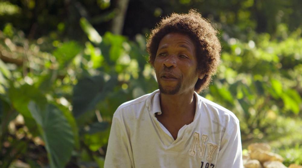 Meet Culcha A Very Content Homeless Jamaican Man - Ketch